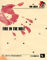Fire in the Hole cover