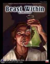 cover for the Beast Within