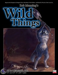 cover of the adventure Wild Things
