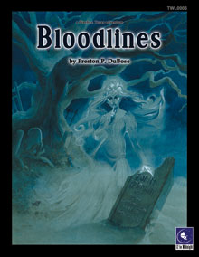 Cover of Bloodlines